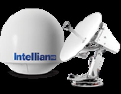 3-Axis Ku-band Satellite TV Antenna system